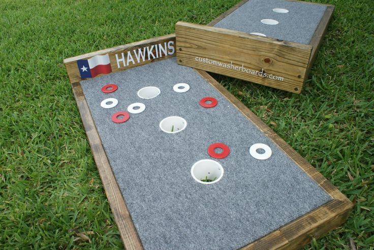 how to build a washer board game