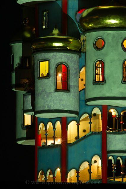 Hundertwasser-Tower of Abensberg