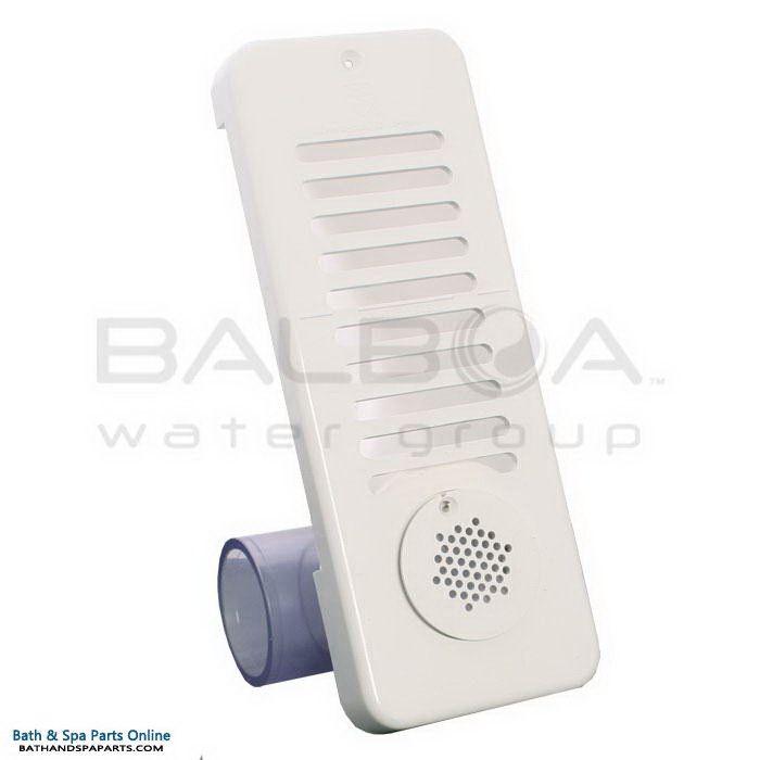 Balboa Spa Skimmer W/90 Degree Fitting [White] (10-6509ME WHT)