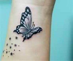 Маленькие женские татуировки на запястье | ТриТатушки