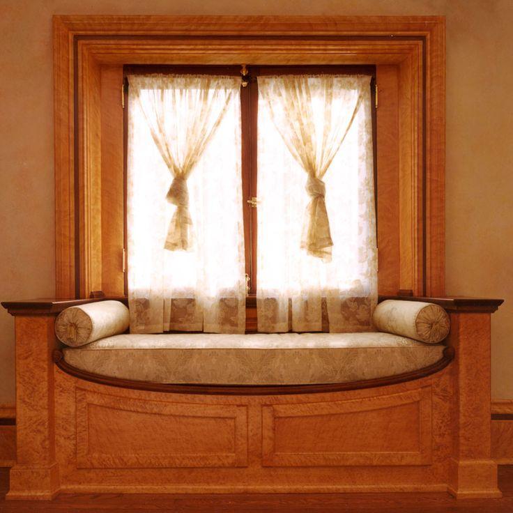 Bedroom Hotel Bedroom Decorating Ideas For Small Bedrooms Zen Bedroom Decor Bedroom Bay Window Treatments: 246 Best Window Seats Images On Pinterest