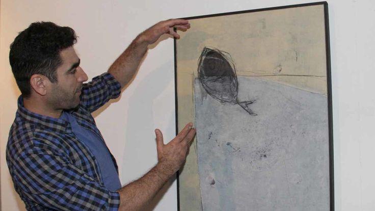Ausstellung: Schafft's der Fisch über die Mauer? - kurier.at