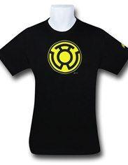 Green Lantern Sinestro Corps Symbol T-Shirt