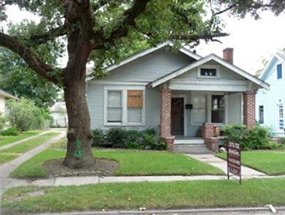 Best Bungalows Houston Images On Pinterest Craftsman - Craftsman home rehabilitation in houston