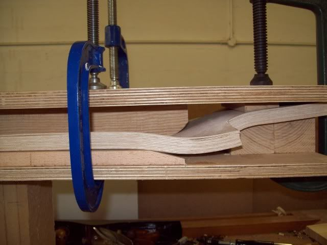 How to make simple wooden presses- pintail, single/double kick, drop deck...
