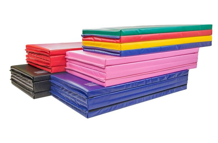 Folding Mats - Gymnastics and Martial Arts Mats