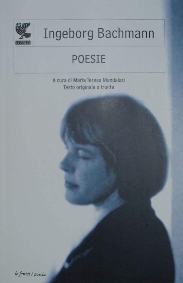 "da ""Poesie"" di Ingeborg Bachmann"