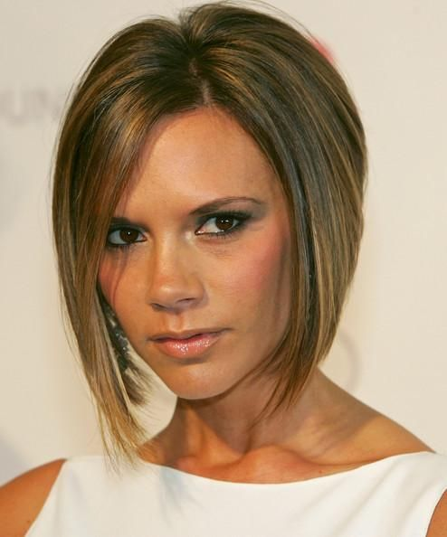 victoria beckham hair cut