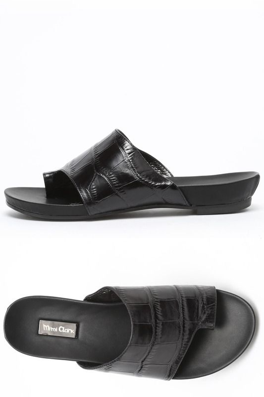 Сланцы Туфли открытые