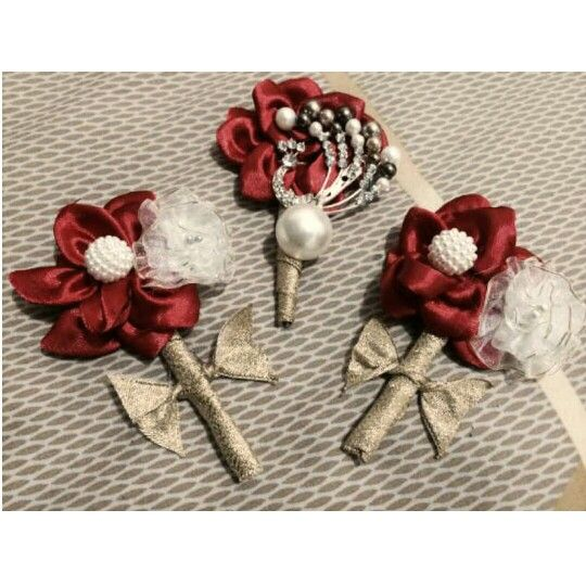 Beauty corsage