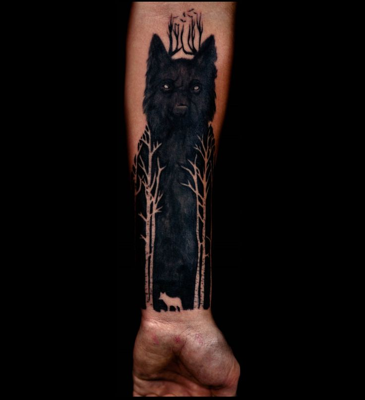 beardsleyjones:  fuckyeahtattoos:  Nick Hart @ Deep Roots Tattoo in Seattle, WA  Absolutely love this.   INCREDIBLE. MY GOD.