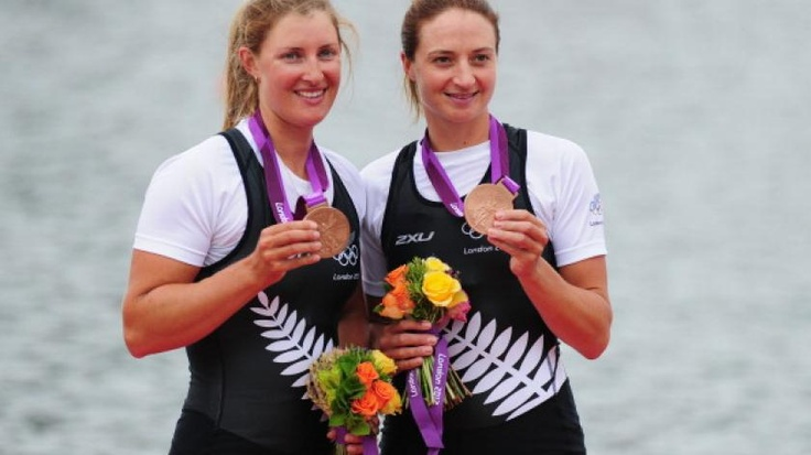 Women's pair earn bronze medal | olympic.org.nz