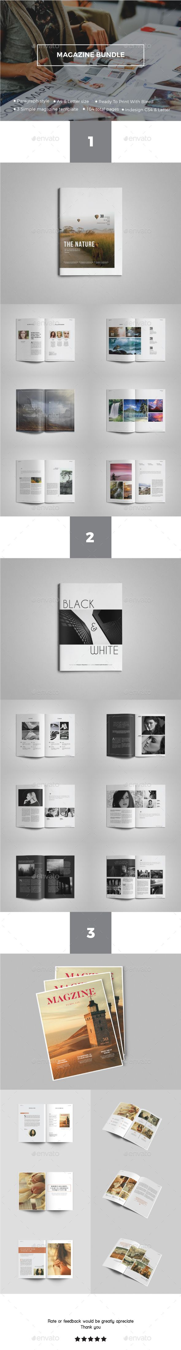 222 best Magazine Templates images on Pinterest | Brochures ...