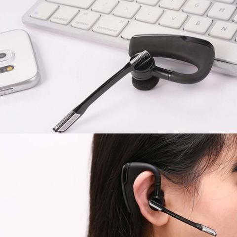 NEW Bluetooth Headset Hands Free Wireless Headphones /Earbuds/Earpieces car