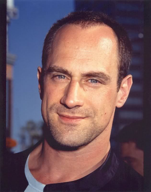 Christopher meloni hairy #1