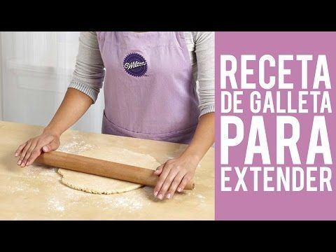 Como decorar galletas con glaseado real - YouTube