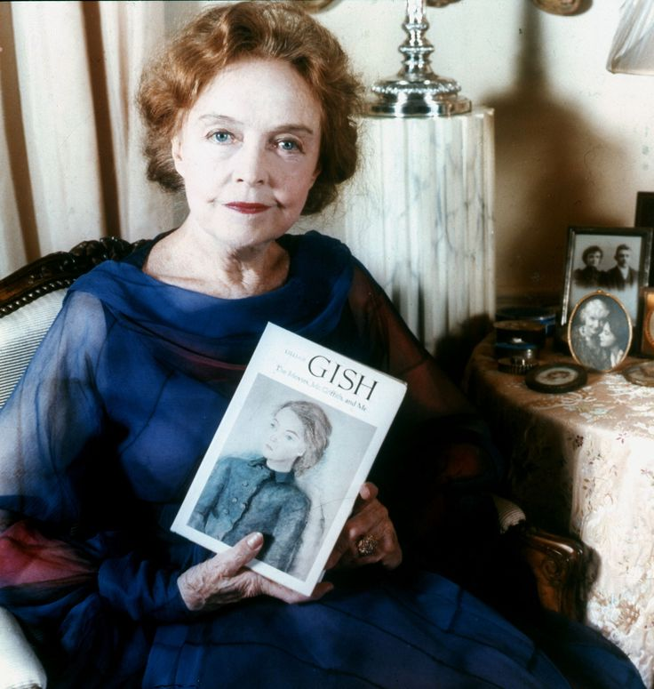 Lillian Gish Allan Warren - リリアン・ギッシュ - Wikipedia