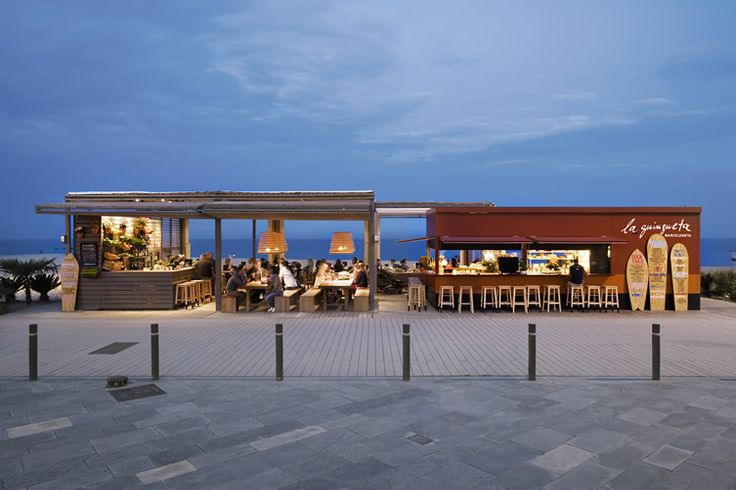 Jordi Roca e o seu novo bar de praia - a charmosa Rocambolesc Gelateria - Casa Bellissimo