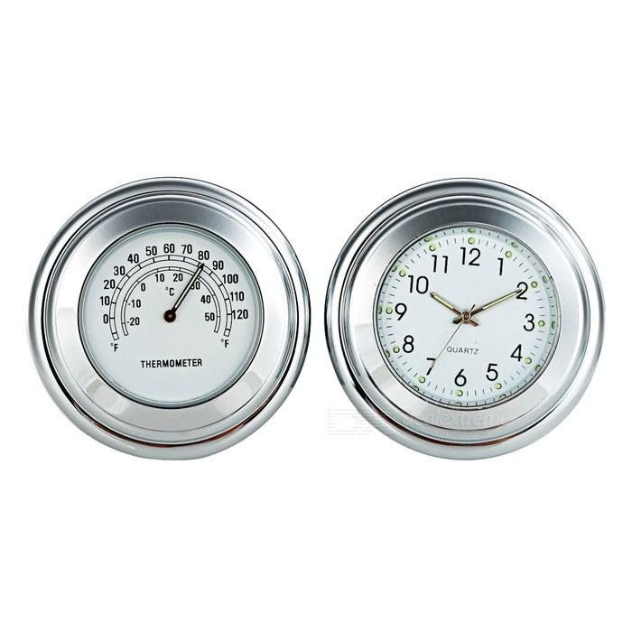 #Honda #Motorcycle #Handlebar #Mounted #Clock # #Thermometer #Set #For #Harley #Yamaha # #More # #White #Car #Accessories #Home #Motorcycle #Accessories #Motorcycle #Gadgets #Others Available on Store USA EUROPE AUSTRALIA http://ift.tt/2gDIRu4