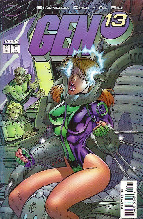 Gen 13 (2st Series) 23    Boeken / Comics, Comics, Gen 13, Gen 13 (2nd Series) www.detoyboys.nl