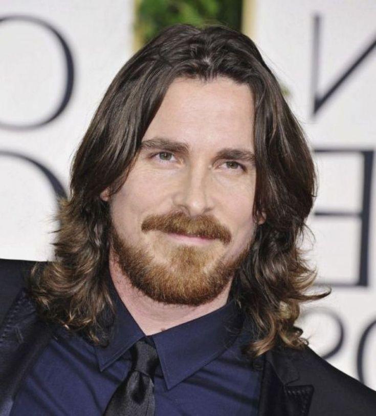Long Hairstyles For Men men long hairstyles ponytail Men With Beard Long Hairstyles For Men