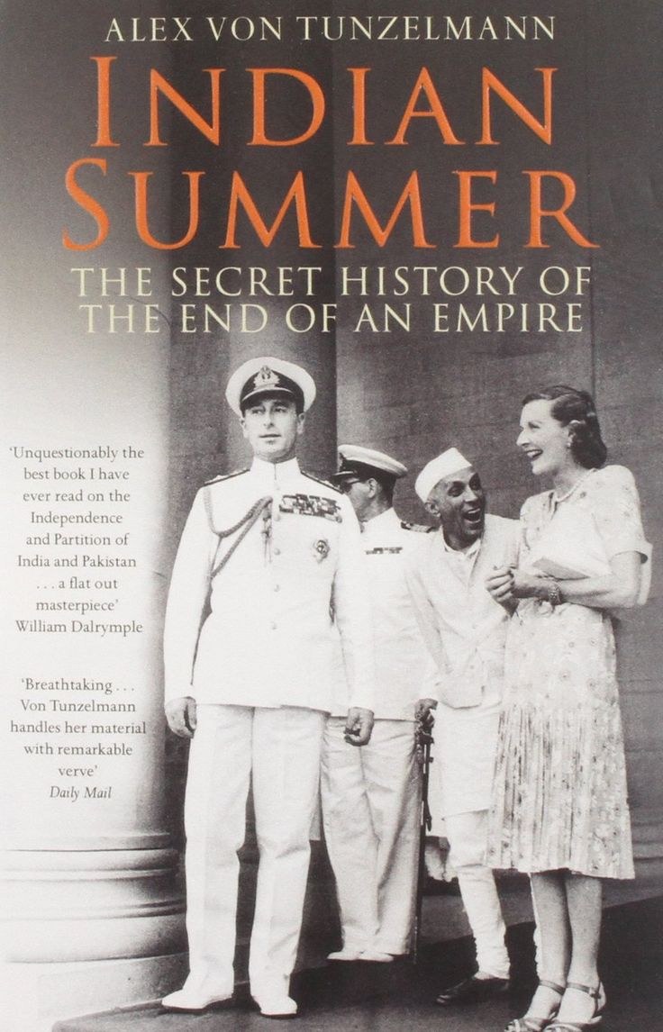 Buy Indian Summer: The Secret History Of The End Of An Empire Book Online At
