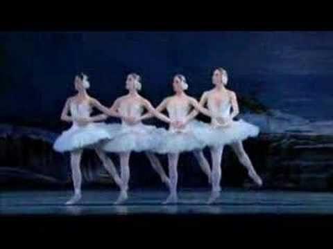 Swan Lake - Act 2, Pas de Quatre