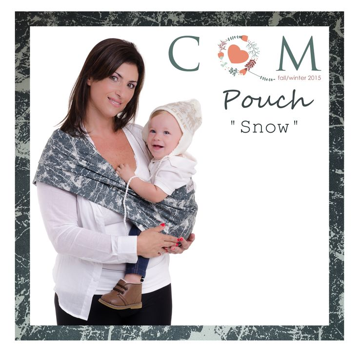 #CQMpouch #Babywearing #Porteo #CrianzaEnBrazos