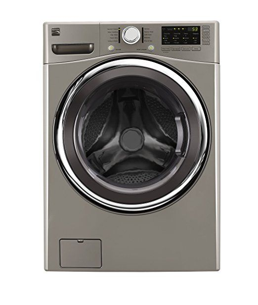 Kenmore 41303 4.5 cu. ft. Front Load Washer in Silver ...