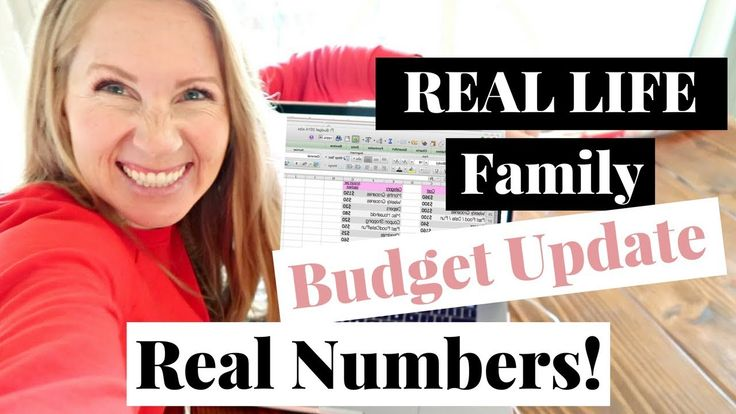 how to create a household budget plan