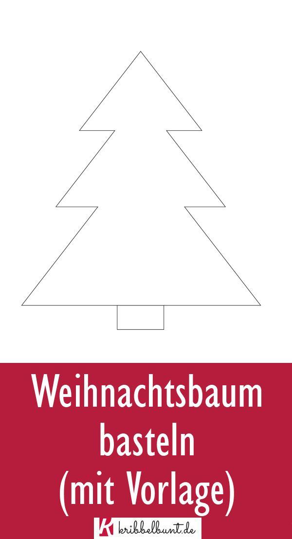 Vorlage Tannenbaum Zum Ausdrucken Beste Der