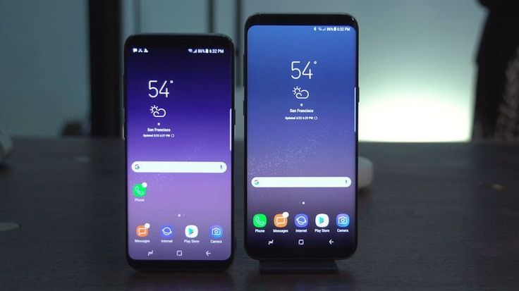 Samsung Galaxy S9 and S9 Plus display sizes leaked.