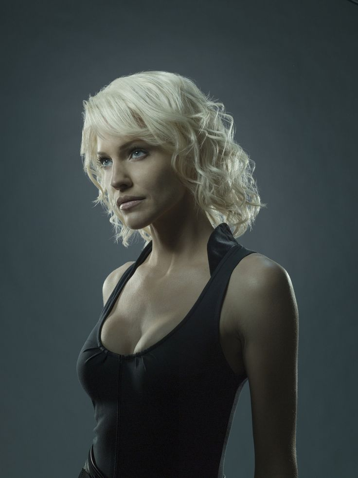 Battlestar Galactica's Caprica6, possibly the most beautiful and deadliest of Sci-Fi women