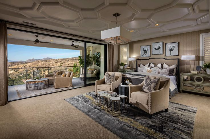Toll Brothers Bella Vista at Porter Ranch - Bluffs Collection, CA