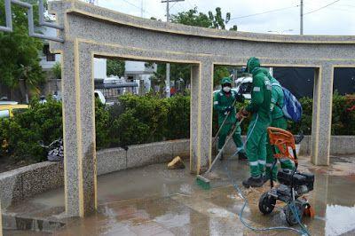 En Riohacha: recolectados cerca de tres toneladas de residuos sólidos