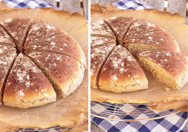 Bröd att jäsa under natten