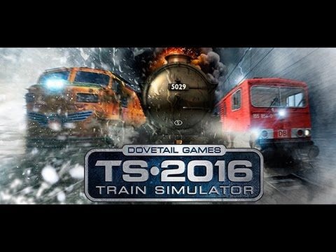 Train Simulator 2016 - Trailer