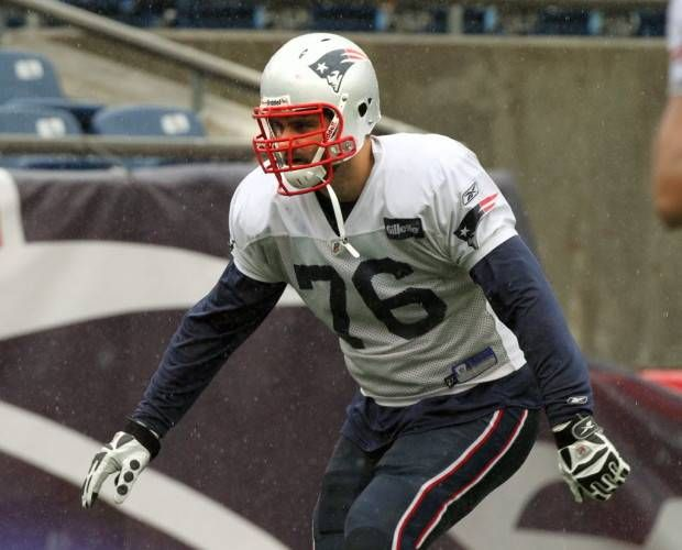 Sebastian Vollmer is confident in the Patriots' offensive line, says he'll play anywhere