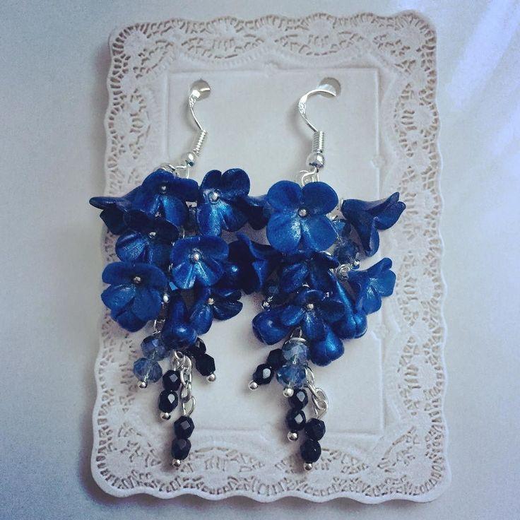 Flowers #blue