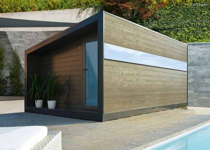 Oltre 25 fantastiche idee su casette da giardino su - Casette da giardino moderne ...