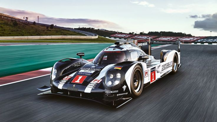 The New Porsche 919 Le Mans Prototype, Based On The Old Porsche 919