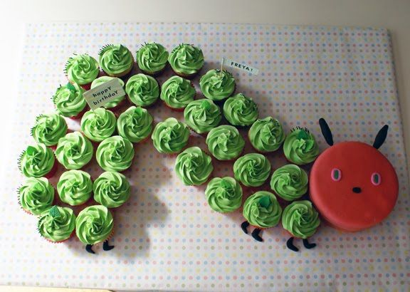 The Hungry Caterpillar Returns! | Coco Cake Land