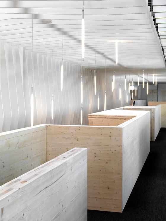 The Bridge by Threefold Architects | Architonic