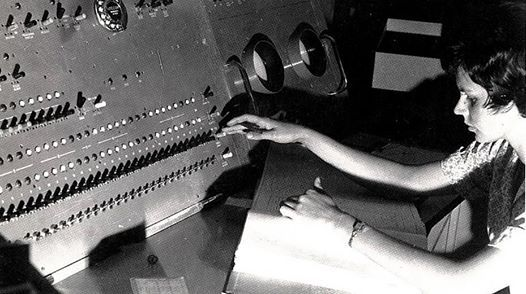 1956- The University installs its first computer, UTECOM