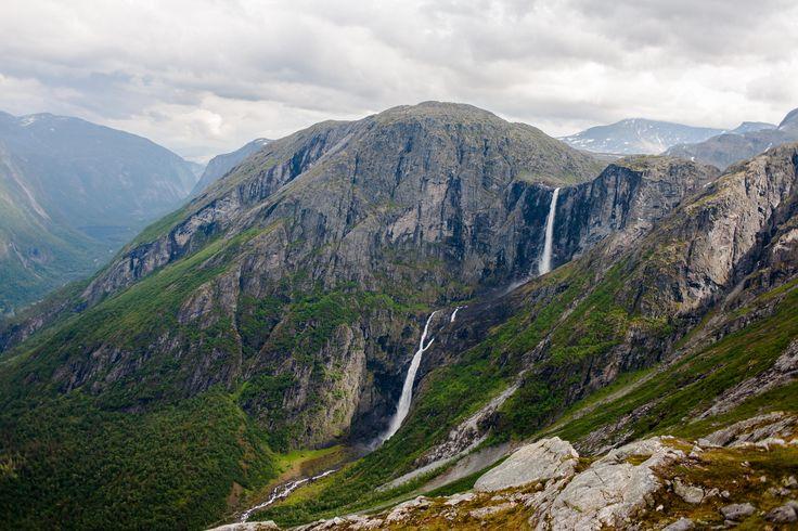 Mardalsfossen Waterfall, Norway by Aleksei Golubovich on 500px