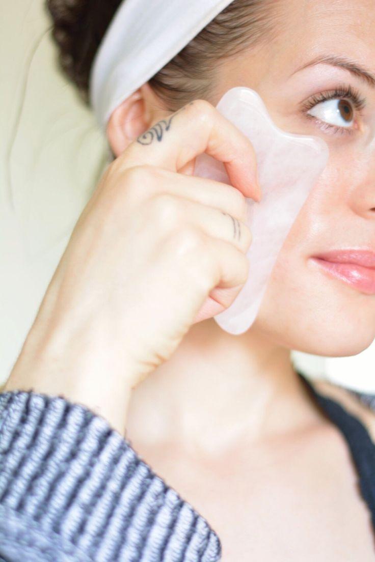 Learn facial gua sha ecourses in 2020 skin younique