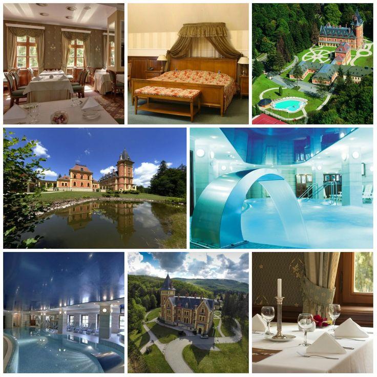 Kastélyhotel Sasvár Parádsasvár   -  Őszköszöntő luxus wellness  13.225 Ft/fő/éjtől!