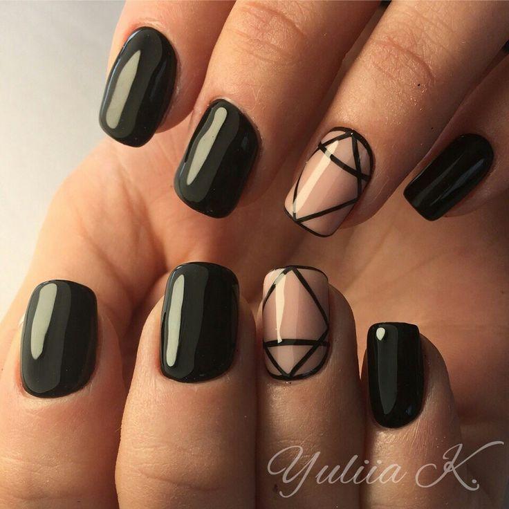 138 best Осенний маникюр-autumn nail images on Pinterest | Nail arts ...