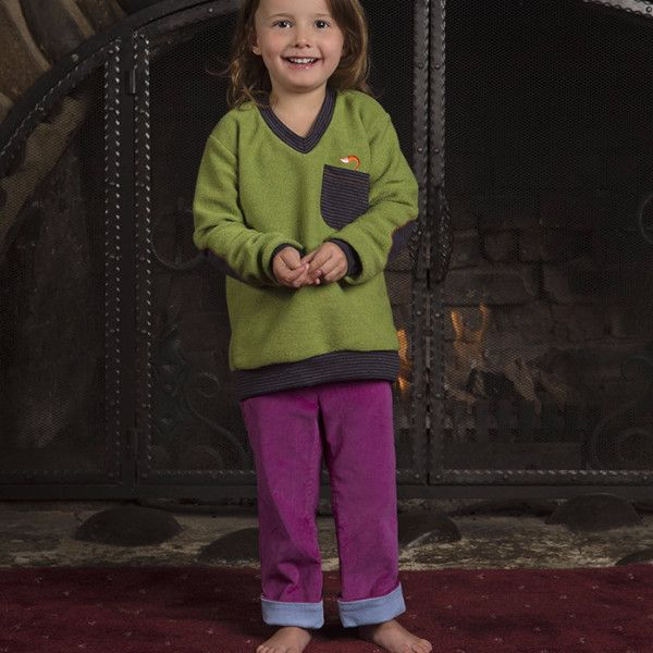 Wandoo Pants, the cutest little cords ever!