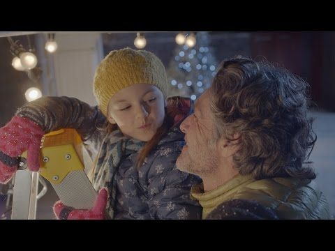 EDEKA Weihnachtskampagne #Zeitschenken - Mehr Zeit für Familie und Freunde